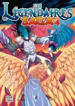 Legendaires - Saga (Les) T.04   9782413030133