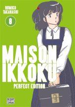 Maison Ikkoku - Perfect ed. T.08   9782413042860