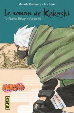 Naruto - LN T.12 Kakashi Retsuden   9782505089766