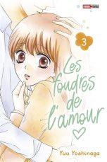 Foudres de l'amour (Les) T.03   9782809476453