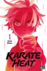 Karate heat T.01 | 9782811649975