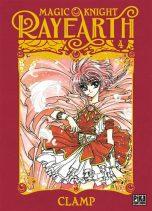 Magic Knight Rayearth - Ed. 20 ans T.04   9782811659615