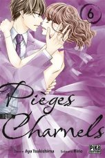 Pieges charnels T.06 | 9782811660109