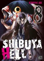 Shibuya Hell T.08 | 9782811660628