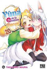 Yuna de la pension Yuragi T.20 | 9782811660772
