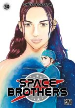 Space Brothers T.34 | 9782811661328