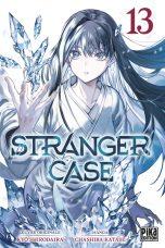 Stranger Case T.13 | 9782811663667