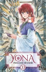 Yona, Princesse de l'Aube T.33   9782811663674