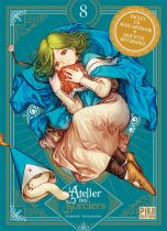 Atelier des sorciers (L') T.08 - Ed. Speciale | 9782811664619