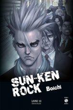 Sun ken Rock - Ed. Deluxe T.10 | 9782818978092