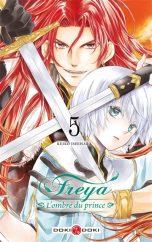 Freya, l'ombre du prince T.05   9782818985632