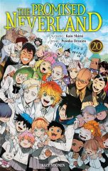 Promised Neverland (The) T.20 | 9782820340887
