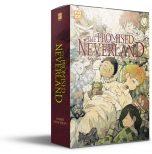 Promised Neverland (The) T.20 + LN T.03 Memoires de compagnons d'armes | 9782820340900
