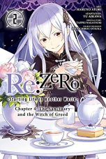 Re: Zero (EN) - Chapter 4: The sanctuary and the witch of greed (EN) T.02 (release in September) | 9781975323110