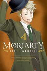 Moriarty, the patriot (EN) T.04 | 9781974710508