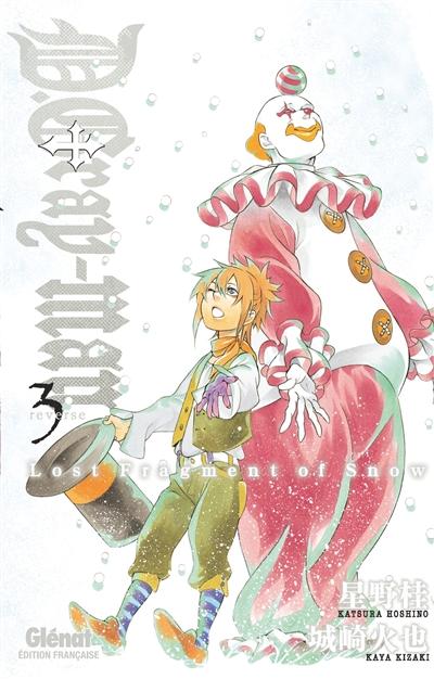 D.Gray-Man Reverse - Light Novel T.03 | 9782344048764