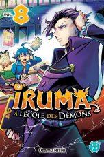 Iruma a l'ecole des demons T.08 | 9782373495362