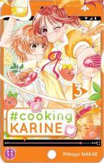 Cooking Karine T.03 | 9782373495539