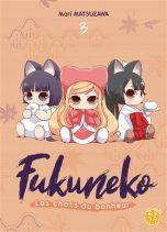 Fukuneko, les chats du bonheur T.03 | 9782373496260
