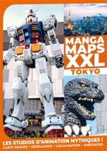 Manga maps XXL Tokyo - Animeland hors-serie | 9782376972303