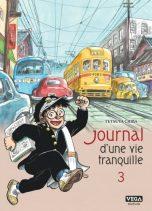 Journal d'une vie tranquille T.03 | 9782379500930
