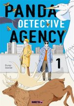 Panda detective agency | 9782382811825