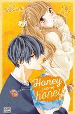 Honey come honey T.09 | 9782413028451