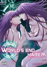 World's end Harem T.12 | 9782413041832