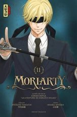 Moriarty T.11 | 9782505088264