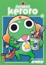 Sergent Keroro T.31   9782505088912