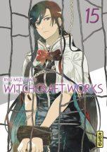 Witchcraft Works T.15 | 9782505089124
