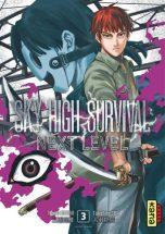 Sky-high survival - Next level T.03 | 9782505110309