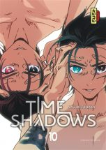 Time Shadows T.10 | 9782505110392