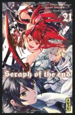 Seraph of The End T.21   9782505110446