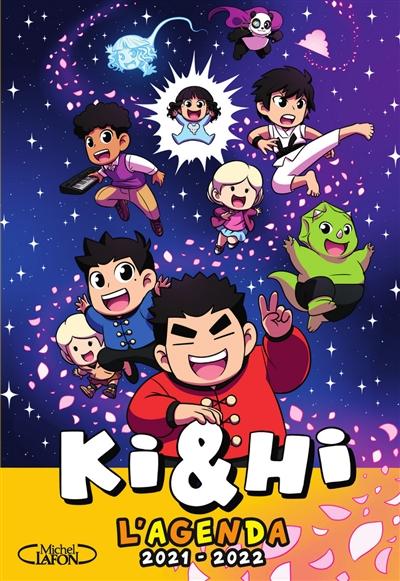 Ki & Hi - Agenda 2021-2022   9782749947051