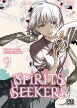 Spirits seekers T.09 | 9782811660659
