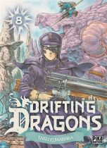 Drifting Dragons T.08 | 9782811660857