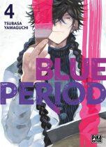 Blue period T.04 | 9782811660987