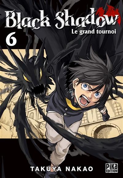 Black Shadow T.06   9782811663988