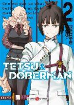 Tetsu et Doberman T.02   9782818983980