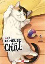 Gameuse et son chat (La) T.04   9782818984307