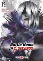 Battle game in 5 secondes T.15 | 9782818988022