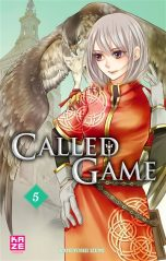 Called game T.05 | 9782820340726