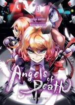 Angels of death  T.03 | 9791035502904