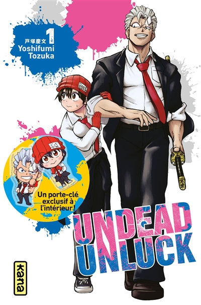 Undead Unluck T.01 Ed. Collector | 3701167177044