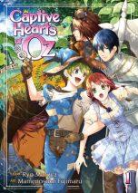 Captive Hearts Of OZ (EN) T.01   9781626924208