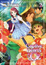 Captive Hearts Of OZ (EN) T.02   9781626925083