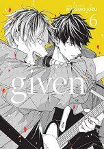 Given (EN) T.06 (release in September) | 9781974723676