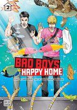 Bad boys, happy home (EN) T.02 (release in October) | 9781974724017
