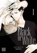 Black or white (EN) T.01 (release in September) | 9781974725298